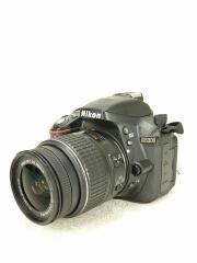 デジタル一眼カメラ D5300 ダブルズームキット2 [ブラック]/ニコン