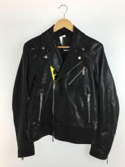 Lamb Leather Kiodo With Dsquared2 Logo On The Back/48/羊革