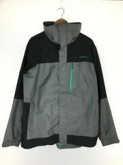 Snowshot Jacket/スノーショットジャケット/L/ポリエステル/GRY/31671FA12