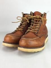 レッドウィング/ブーツ/US6.5/BRW/レザー/アイリッシュセッター/擦れ、汚れ、履きシワ