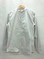 ユナイテッドトウキョウ/QUICK Dryバンドカラーシャツ/2/コットン/GRY