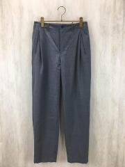 UNIFY/ストレートパンツ/2/ウール/グレー/PT0383UN/1tac trousers/ユニフィー