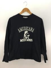長袖Tシャツ/MUSTANGS/--/コットン/NVY