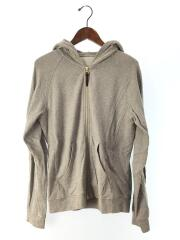 15AW/JV HOODIE F.Z(LUXSIC)/2/コットン/GRY/0115205010009