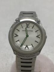 クォーツ腕時計/アナログ/ステンレス/SLV/SLV/Q6J00