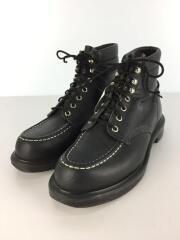 ブーツ/US8.5/BLK/レザー/レッドウィング/8133