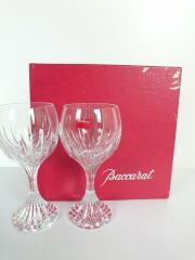 グラス/2点セット/CLR/バカラ/マッセナ/ワイングラス