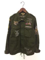 M-43/EMBROIDERY JACKET/刺繍/6272043/FREE