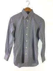 19SS/ドレスシャツ/61-01-91-01115/長袖シャツ/--/コットン/NVY