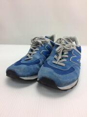 ニューバランス/ML574/29cm/ブルー
