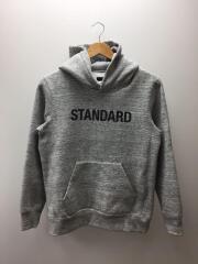 スタンダードパーカー/NT61640/S/ポリエステル/GRY