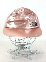 キャップ/FREE/ファー/ピンク/Metallic 6-Panel Hat/ローズゴールドメタリック