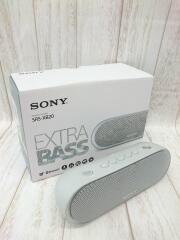 Bluetoothスピーカー SRS-XB20 (W) [グレイッシュホワイト]