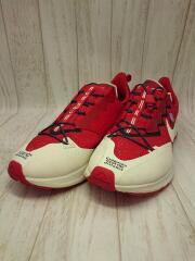 ローカットスニーカー/27cm/RED/ズームペガサス/CD0383-600