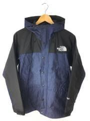 マウンテンパーカ/S/ナイロン/IDG/無地/Mountain Light Denim Jacket/20SS