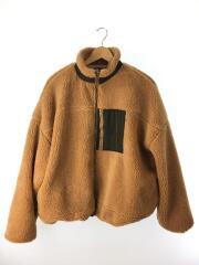 フリースジャケット/--/ポリエステル/CML/オーバーサイズ