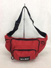 19SS/RIP STOP BLET BAG/ナイロン/RED