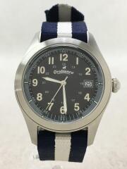 クォーツ腕時計/アナログ/キャンバス/OR-0030-O