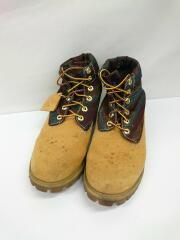 Timberland ティンバーランド/ブーツ/26.5cm/キャメル/レザー