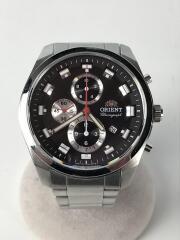 TTOU-C2-B CA/クォーツ腕時計/アナログ/ステンレス/SLV/SLV
