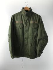 172GWDT-JKM02/17AW/M-65 JACKET COTTON TWILL/ミリタリージャケット/1
