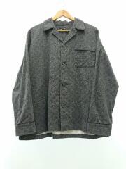 長袖シャツ/44/コットン/SLV/総柄