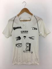 Tシャツ/48/コットン/WHT