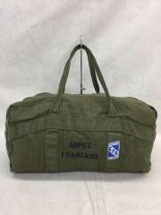 フランス軍/パラシュートバッグ/キャンバス/KHK/PARACHUTES 92-CLICHY