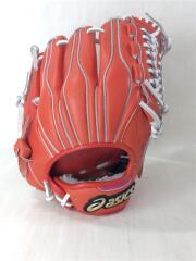 BGS5LH 野球用品/右利き用/ORN/ソフトボール用