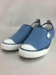 ローカットスニーカー/26.5cm/IDG/キャンバス/KIWI/BLUE DENIM
