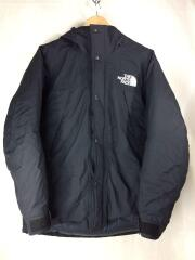 MOUNTAIN DOWN JACKT/GORE-TEX/M/ナイロン/BLK/ND91737
