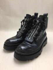 レースアップブーツ/25㎝/ブラック/fragment design Ankle Combat Boot