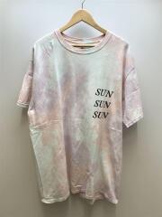 19SS NANPOU H/S TEE/19SS-TS9-002/Tシャツ/XL/コットン/PNK