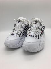 FILA×TATRAS/PROVENANCE/UFW20004-125/ローカットスニーカー/28cm/ホワイト