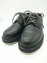 SOPHNET. FOOTSTOCK ORIGINALS POSTMAN/ドレスシューズ/US8/BLK/レザー