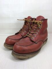 ブーツ/26cm/BRW/レザー/8845/レッドウィング/7ホール
