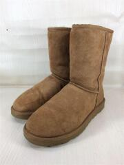 ブーツ/24cm/CML/レザー/5825/CLASSIC SHORT/ムートンブーツ/クラシックショート