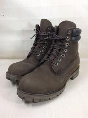 ブーツ/26cm/BRW/レザー/73543/3940/ティンバー