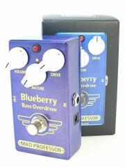 Blueberry Bass Overdrive エフェクター/Blueberry Bass Overdrive