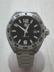 クォーツ腕時計・タグホイヤー フォーミュラ1/アナログ/ステンレス/BLK/SLV/WMX4392/ダイバーズ FORMULA1