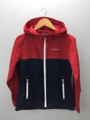 ヘブンカウンティウィメンズジャケット/PL3058/マウンテンパーカー/S/ポリエステル/RED