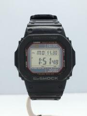 クォーツ腕時計・G-SHOCK/デジタル/ラバー/BLK/BLK/汚れ有