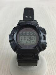 ソーラー腕時計・G-SHOCK/デジタル/BLK