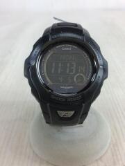 カシオ/ソーラー腕時計・G-SHOCK/デジタル/ブラック/黒/中古