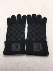 手袋/ウール/GRY/メンズ