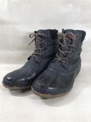 ブーツ/NM1725-010/US9/BLK/Para Hombre Botas