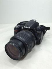 デジタル一眼カメラ D3100 200mmダブルズームキット /ブラック/nikon/黒/