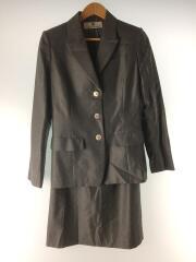 スーツ/40/ウール/GRY