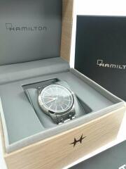 HAMILTON ハミルトン/自動巻腕時計/アナログ/ステンレス/WHT/SLV