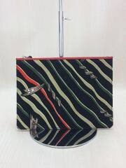 ロエベ/セカンドバッグ/キャンバス/マルチカラー//クラッチバッグ